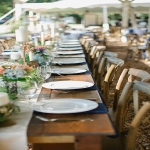 Oconee Events - Lake Oconee Farm Table Rental - Lake Oconee Wedding Chair Rental