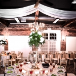 Oconee Events Gold Chiavari Chair at Foundry Park Inn