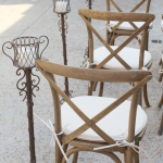 Wedding Chair Athens Atlanta Rentals - Crossback Vineyard Chair
