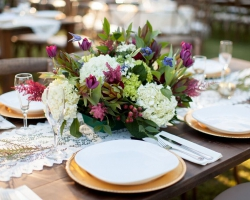 Oconee Events Farm table rentals-- Events:Weddings Athens,GA
