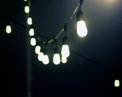 Oconee Events - Cafe String Lighting for Weddings