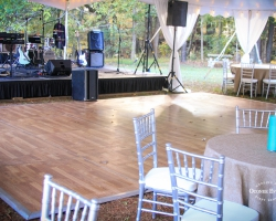 Oconee Events Band Staging for Weddings in Georgia
