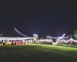 Oconee Events - Cafe String Lighting, Tent Lighting Athens, GA - Atlanta and Greensboro, GA