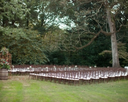 Oconee Events-- Dark chairs